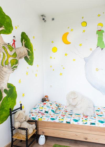 Éclectique Chambre de Bébé Chez moi, Fontagard