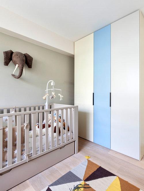 Chambres d 39 enfant et de b b photos et id es d co de for Taille moyenne chambre