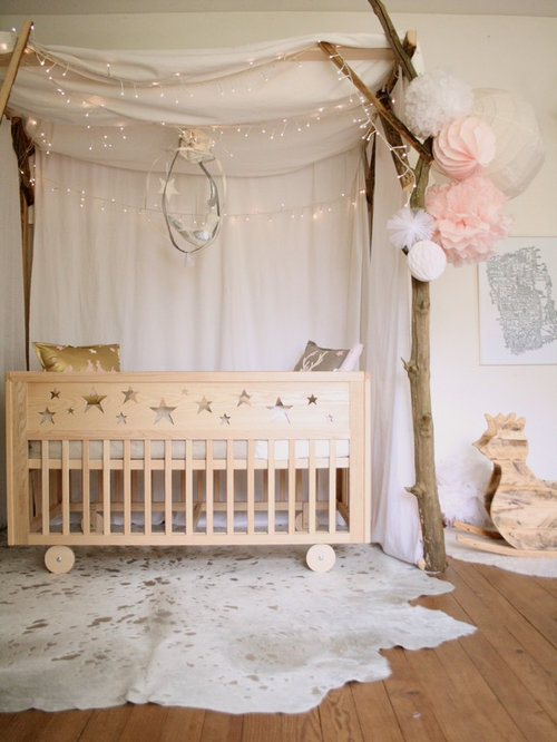 shabby chic style babyzimmer gestalten ideen design houzz. Black Bedroom Furniture Sets. Home Design Ideas
