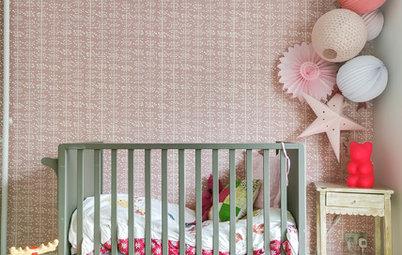 Quelle couleur choisir pour des murs de chambre d 39 enfant - Quelle couleur chambre bebe ...
