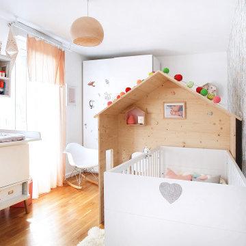 Restructuration complète d'un appartement familial