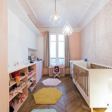 Standing renovation - Paris