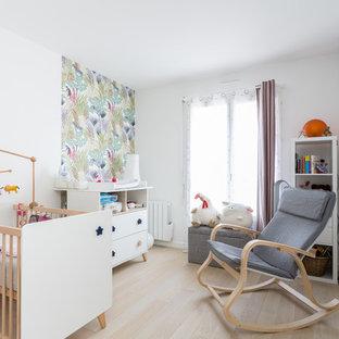 Chambre De Bébé Fille Scandinave Photos Aménagement Et Idées Déco
