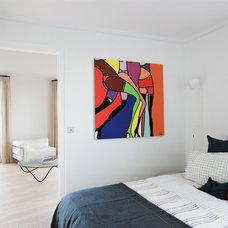 Modern Bedroom by A+B KASHA Designs
