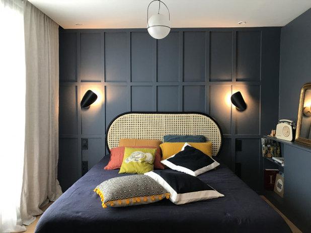 Современный Спальня by StudioErre