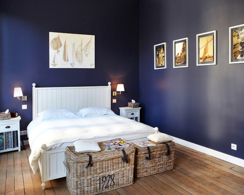 Chambre coucher moderne bedroom design ideas remodels photos houzz - Chambre moderne design ...