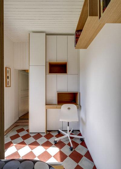 Contemporain Chambre by Atelier B ébénisterie