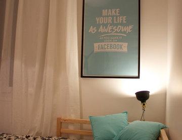 Aménagement et décoration d'un appartement en colocation