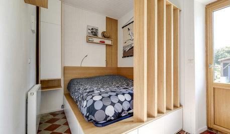 Rangement : 4 aménagements sur mesure optimisent les espaces