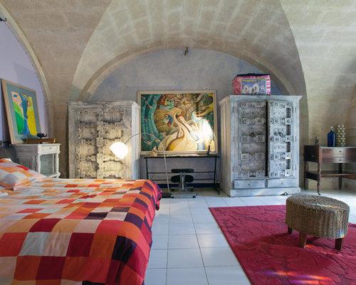 purple bedroom mediterranean matching - photo #11