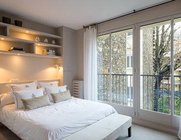 Appartement 97m² - Paris 16