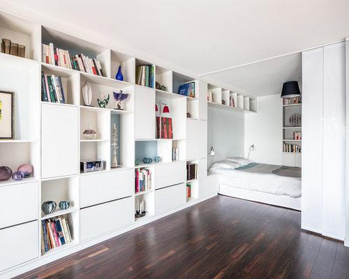 Chambre adulte contemporaine : Photos et idées déco de chambres ...