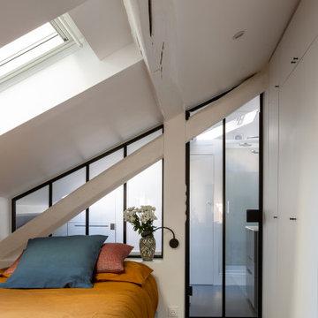 Appartement de 60m2 sous les combles - Paris 2e