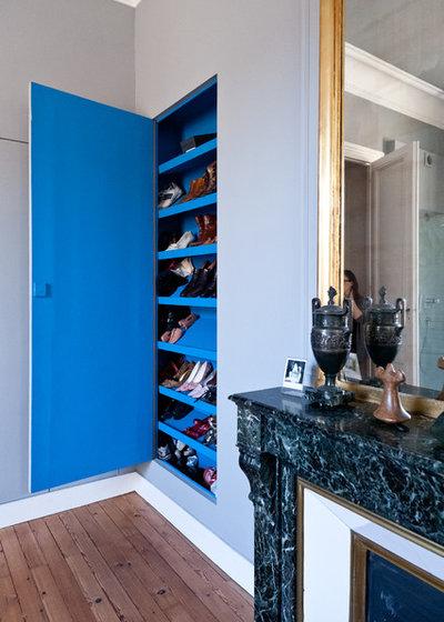 stauraum im flur 10 dezente ideen f r den eingangsbereich. Black Bedroom Furniture Sets. Home Design Ideas
