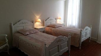 Appartement déco provençal Salon de Provence