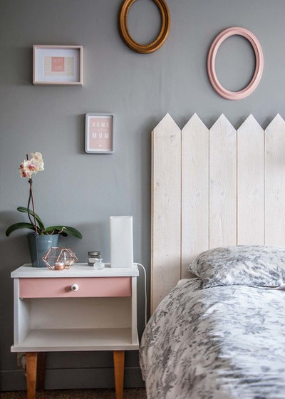 scandinavian bedroom by justine mac