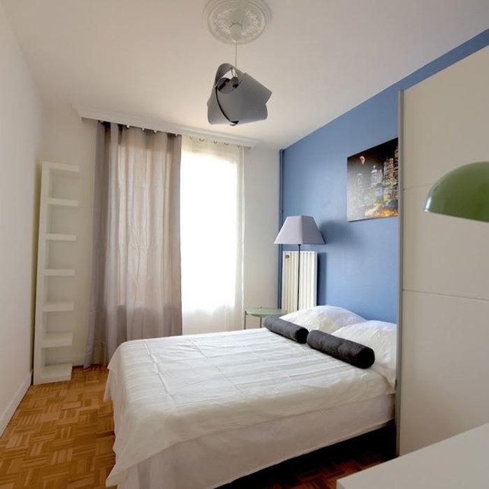 Transformation d'un appartement et ajout d'une chambre pour colocation