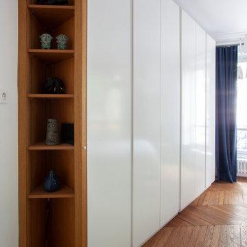 Appartement Haussmanien Paris 9ème