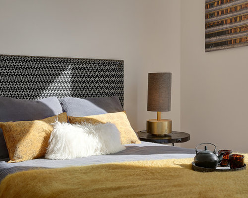 chambre contemporaine photos et id es d co de chambres. Black Bedroom Furniture Sets. Home Design Ideas