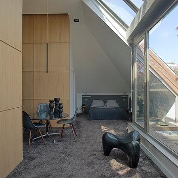 Appartement - Le Marais, rue du Parc Royal - Paris 3