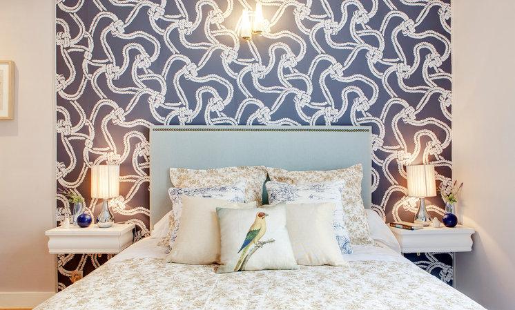 Современный Спальня by Nuts & Architects