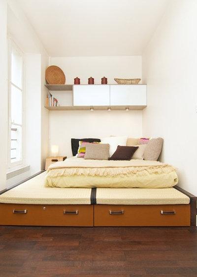 Современный Спальня by MIL-id