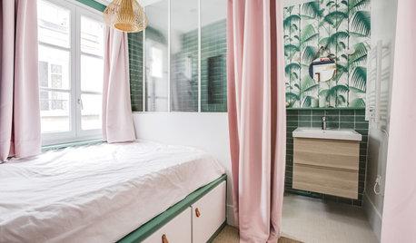 Visite Privée : Un 35 m² s'offre de vastes volumes à vivre