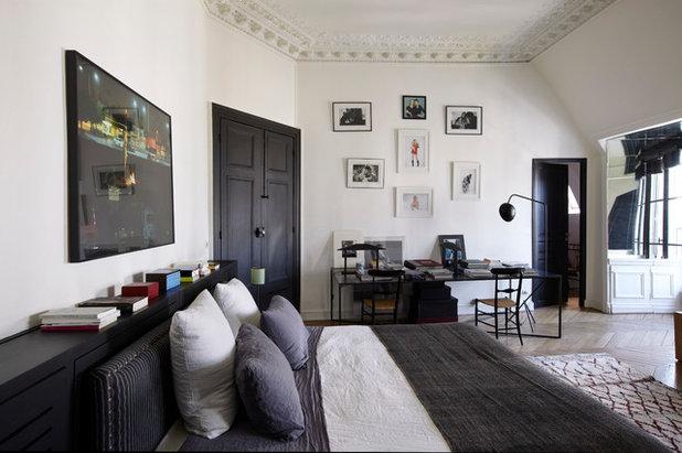 コンテンポラリー 寝室 by Sarah Lavoine - Studio d'architecture d'intérieur