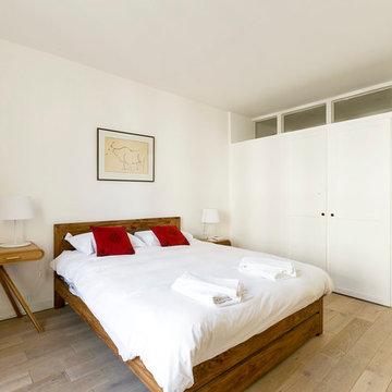 Appartement rue de Charonne, Paris