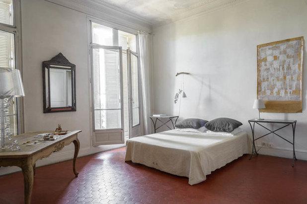 Méditerranéen Chambre by Sabine Viard