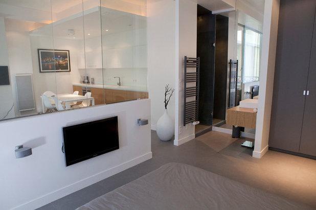 Classique Chambre by LOG ARCHITECTURE
