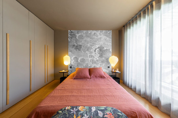Moderne Chambre by Clémentine Mailhac