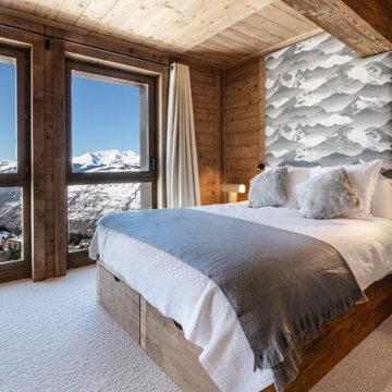Appartementr de prestige en montagne