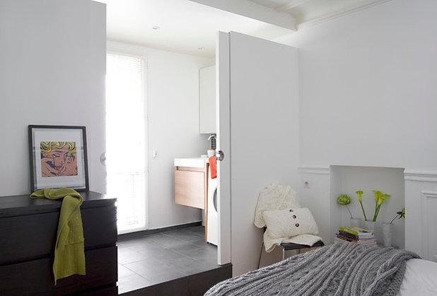 Contemporáneo Dormitorio by Arnaud Rinuccini - Photographe Architecture