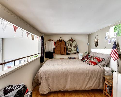 Chambre contemporaine : Photos et idées déco de chambres