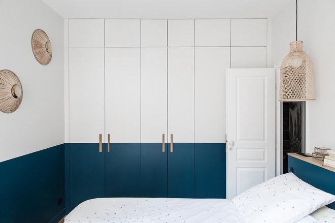 Scandinavian Bedroom by Beau Intérieur