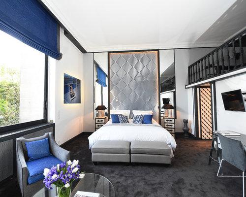 best eclectic bedroom design ideas remodel pictures houzz - Houzz Bedroom Ideas