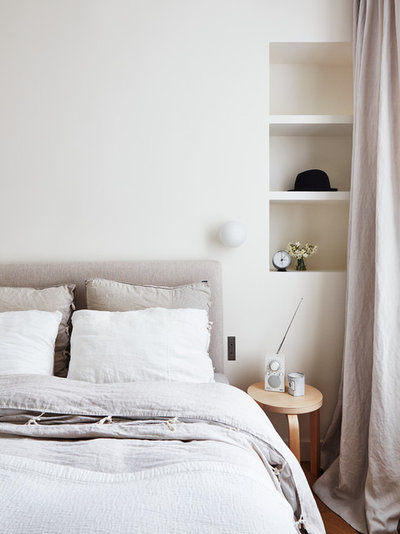 Scandinave Chambre by A+B KASHA Designs