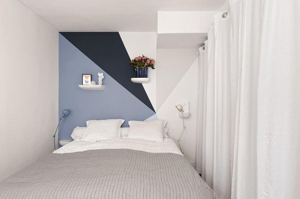 10 manières de cloisonner un lit dans un studio