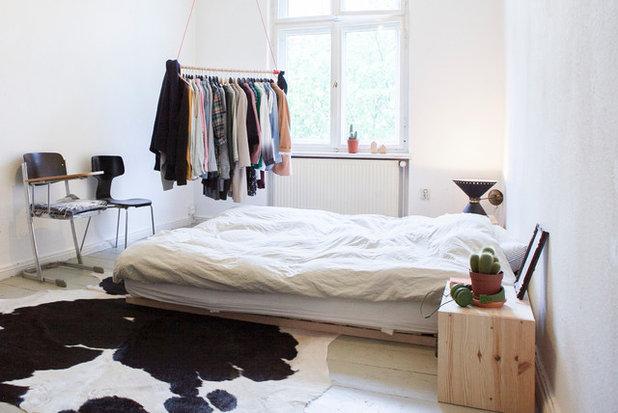 Скандинавский Спальня by Katleen Roggeman