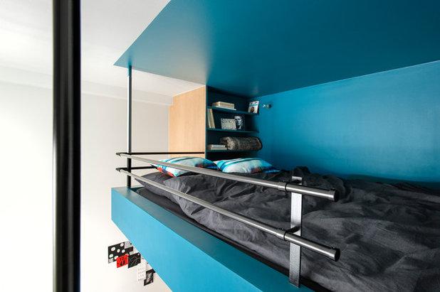 Contemporary Bedroom by Estelle GRIFFE