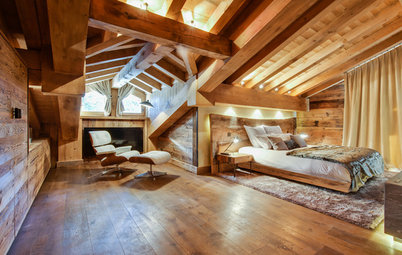Exercice de Style : L'ambiance chalet