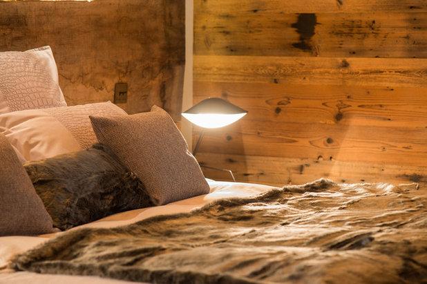 Chambre de la Semaine : Un écrin de luxe d'inspiration chalet