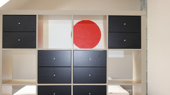Chambre ado aux accents nippons