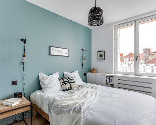 Best Scandinavian Turquoise Bedroom Design Ideas & Remodel ...