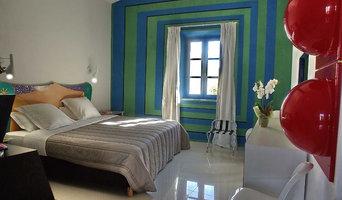 Chambre d'hôte Inspiration Vasarely