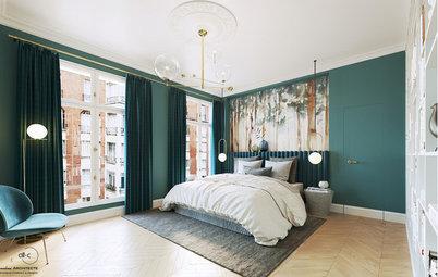 14 façons de sublimer une pièce avec des rideaux