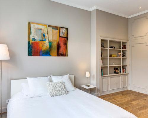 Landstil soveværelse i Bordeaux - Houzz