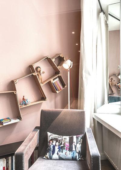 Contemporain Chambre by Cristina Velani