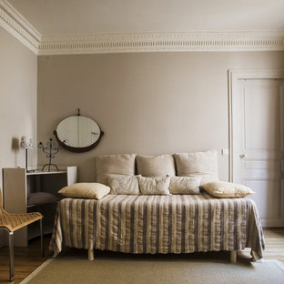 chambre de couleur lin et taupe photos et id es d co. Black Bedroom Furniture Sets. Home Design Ideas